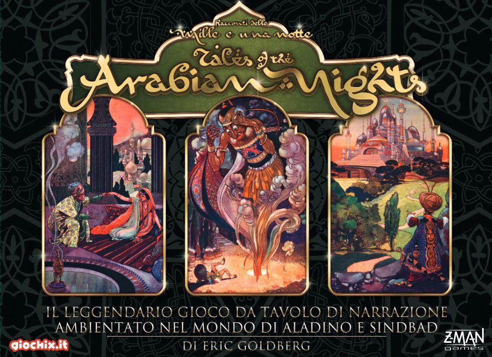 Tales of the Arabian Nights gioco