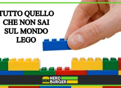 Curiosità sui LEGO