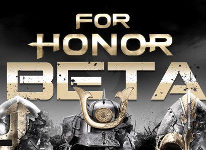 for honor beta banner