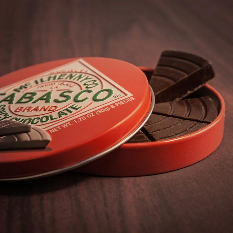 Cioccolato al Tabasco regali di san valentino