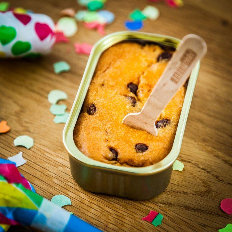 mini torta in scatola regali di san valentino