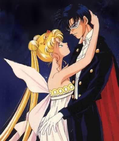 sailor moon e milord