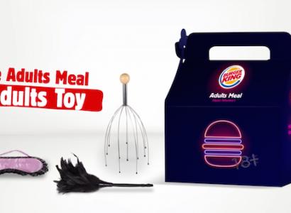 Burger King menù adulti