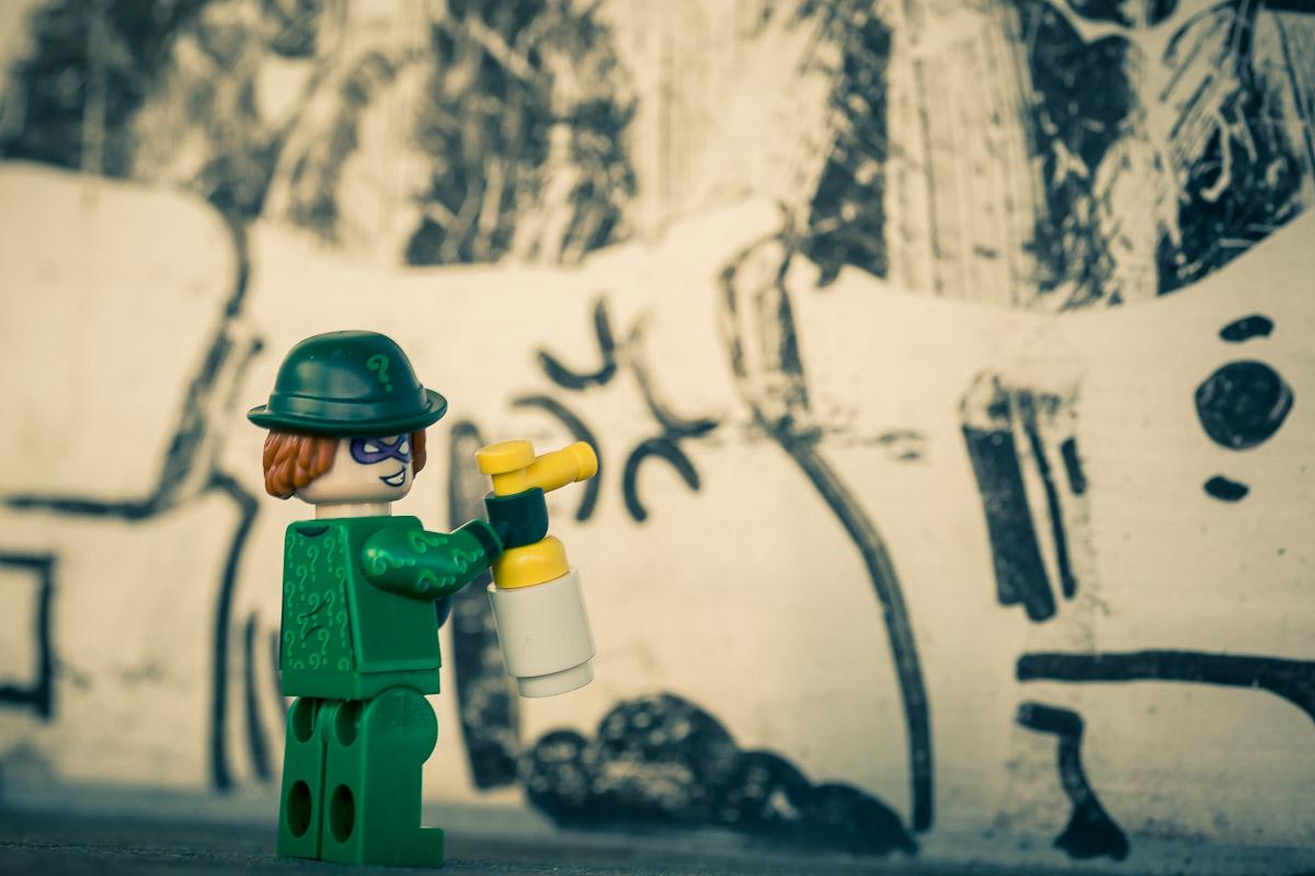 LEGO Batman Fabio Broggi