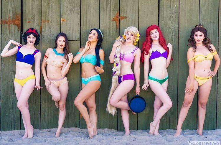 disney-princess-bikini