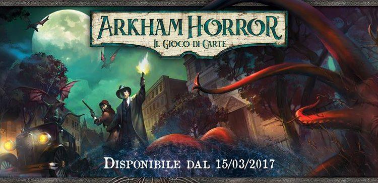 Arkham Horror: Il Gioco di Carte. L'Eredità di Dunwich