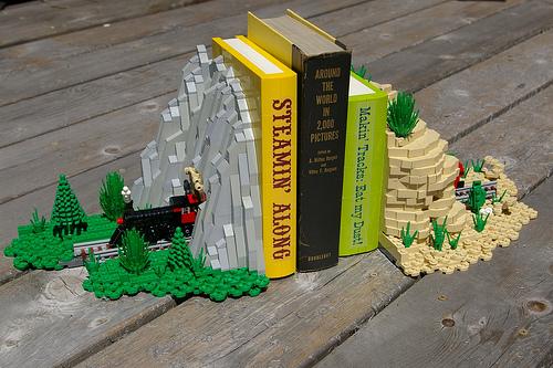 ferma libri lego