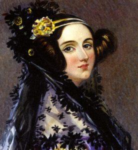 Ada Lovelace Byron