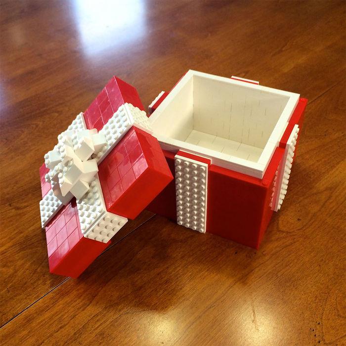 scatola Lego