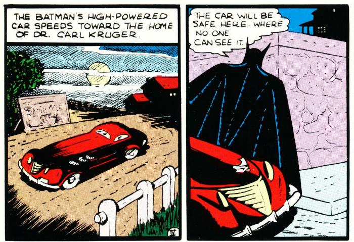 batmobile 1939