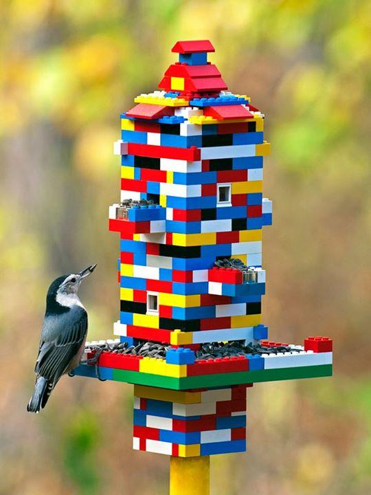 Porta cibo Lego