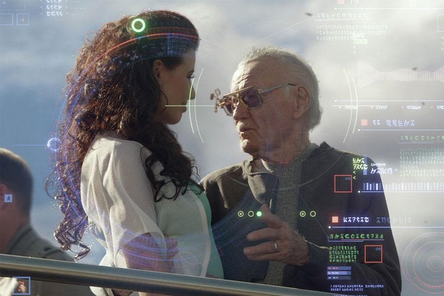 Stan Lee su Xandar