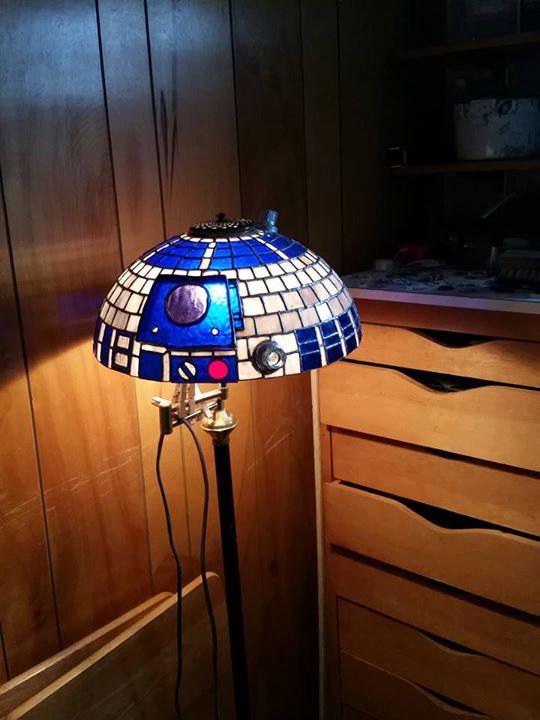 Lampada R2-D2