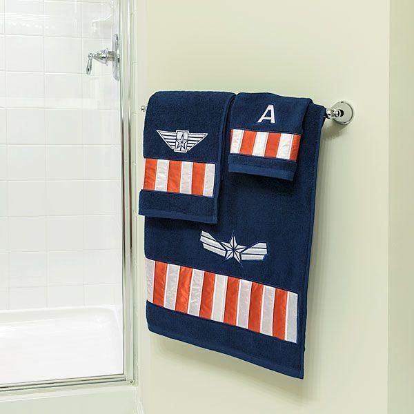 Asciugamani Capitan America