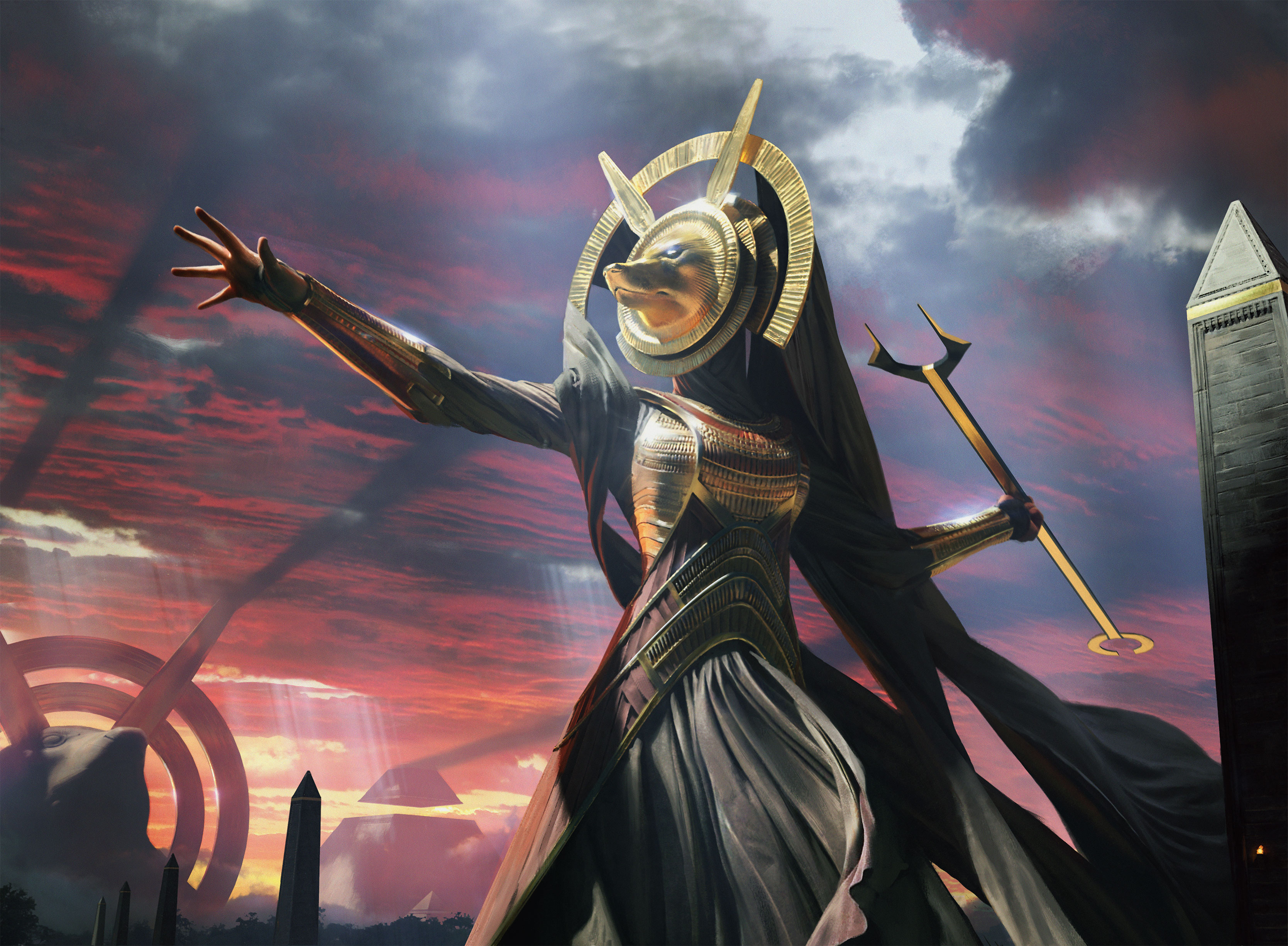espansione AMONKHET magic:the gathering