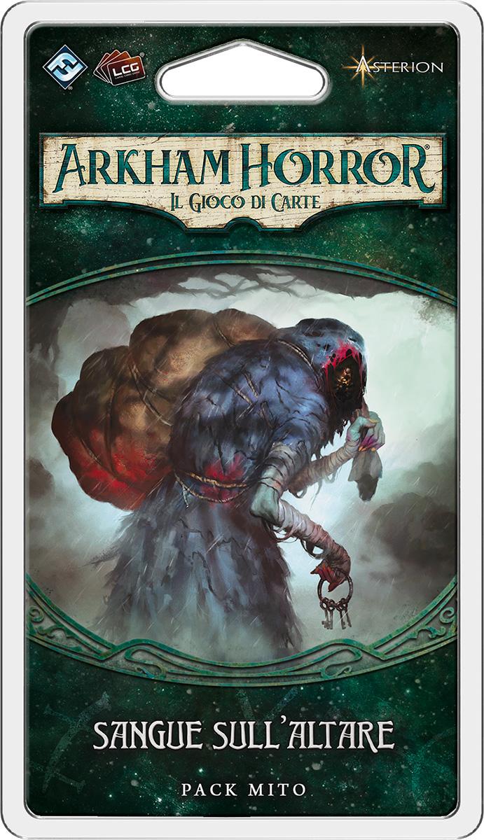Asmodee, Arkham Horror Sangue sull'altare
