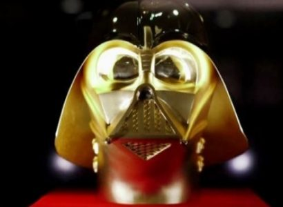 Maschera oro Dart Fener
