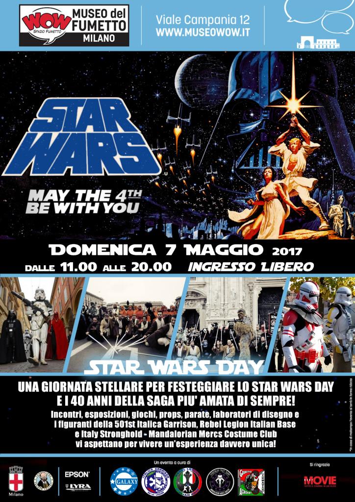 Star Wars Day Milano 2017