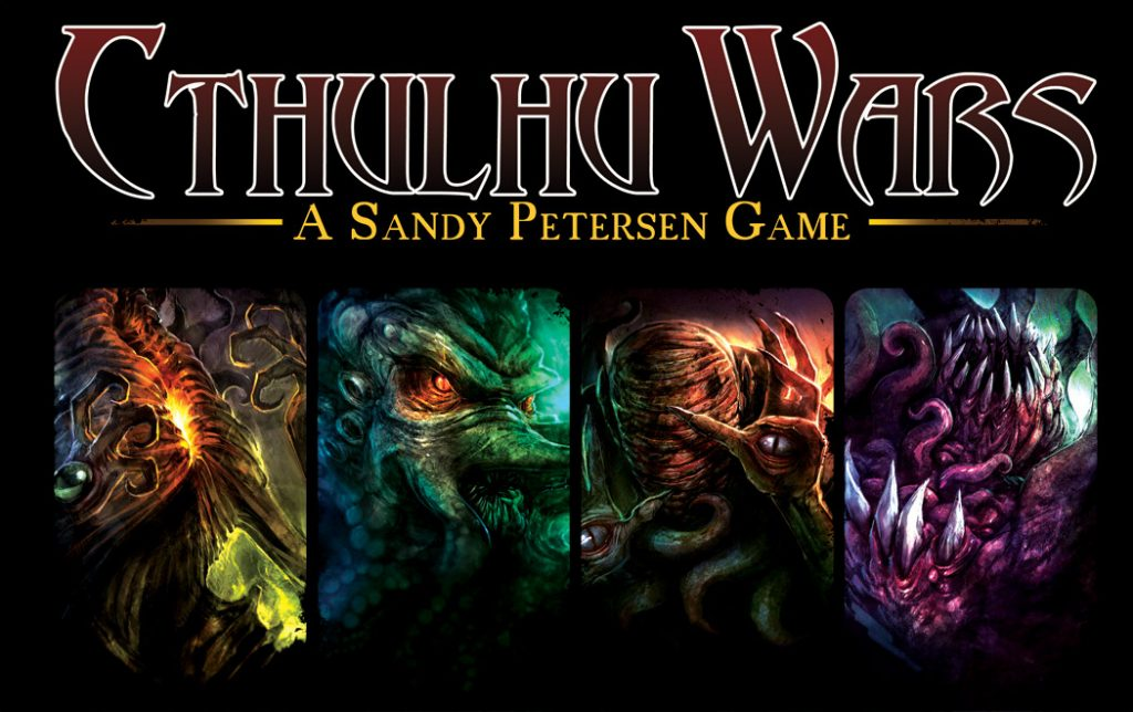 lovecraft boardgames cthulhu wars