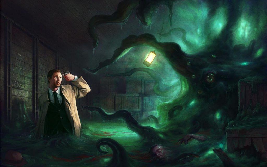 lovecraft boardgames