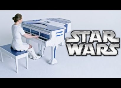 """""""The Ultimate Star Wars Medley on Piano"""""""