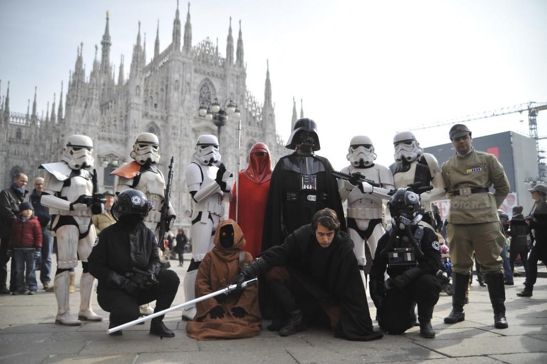 Star wars day Milano