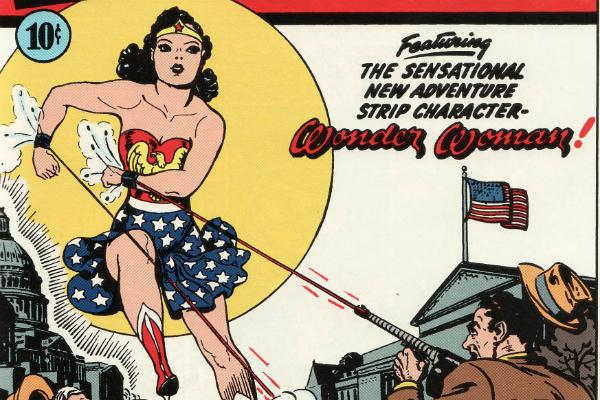 Wonder Woman first issue