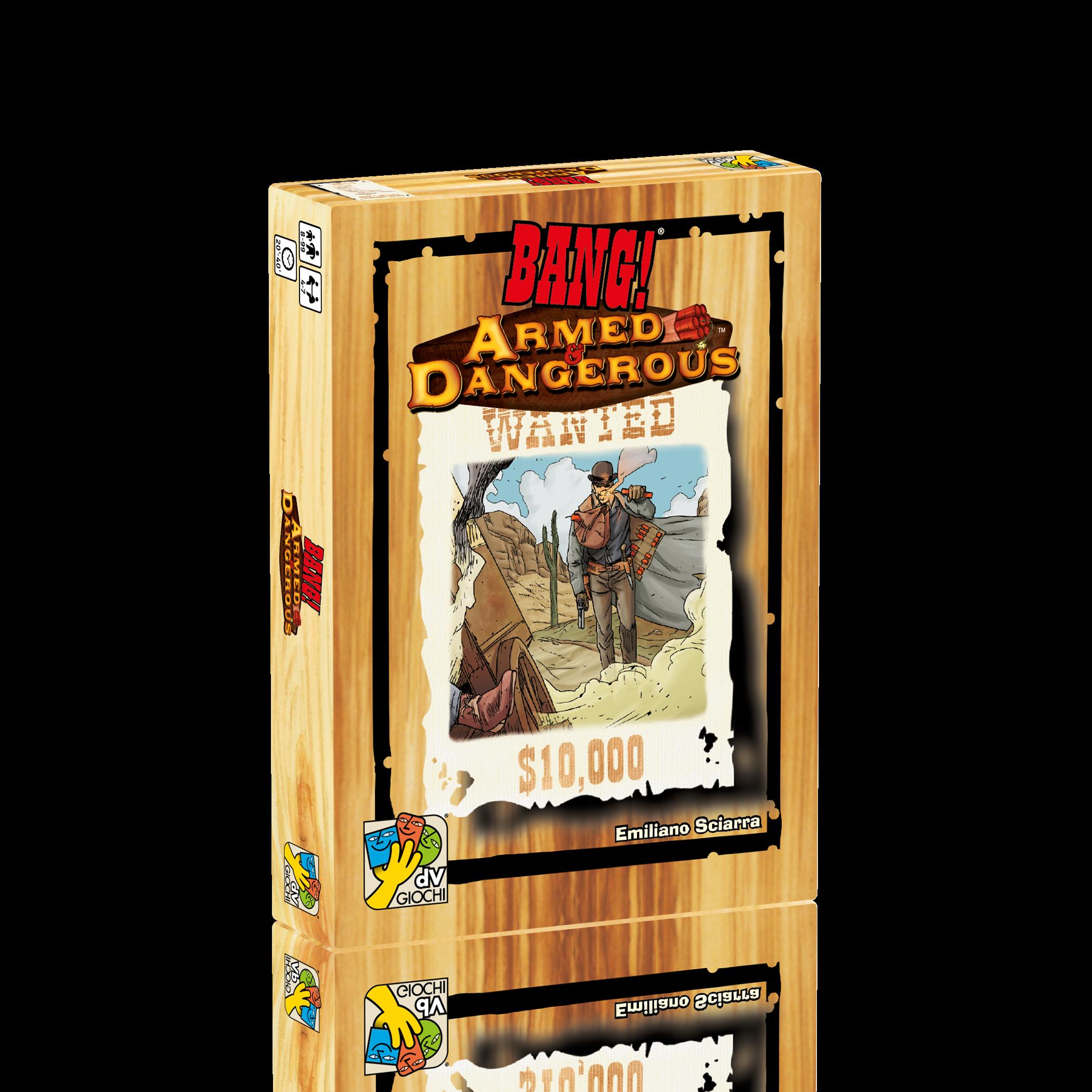 dV Giochi Bang-ArmedAndDangerous