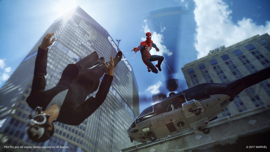 conferenza sony spiderman insomniac