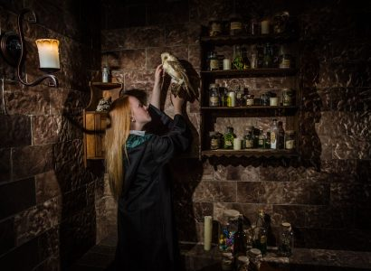 Escape Room Harry Potter Enigma Quest