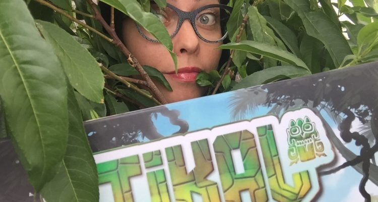 Tikal gioco