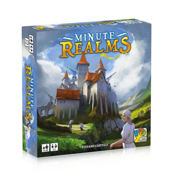 MinuteRealms dV Giochi