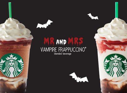 Vampire Frappuccino Starbucks