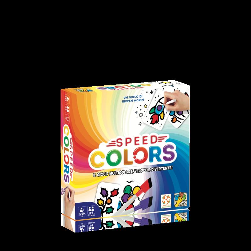 3D_SpeedColors novità dv giochi