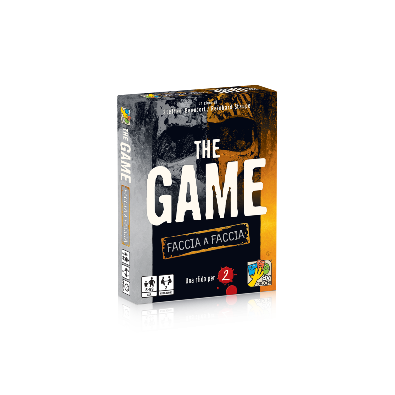 3D_TheGameFaceToFace novità dv giochi
