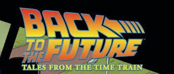 fumetto ritorno al futuro