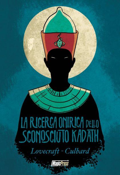 la ricerca onirica dello sconosciuto kadath fumetti su Lovecraft