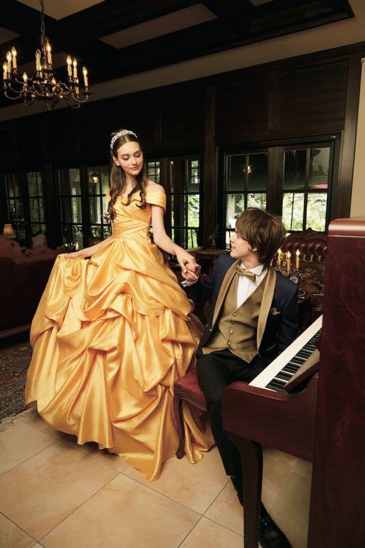 abiti sposa Disney