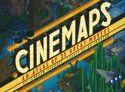 CineMaps Andrew DeGraff