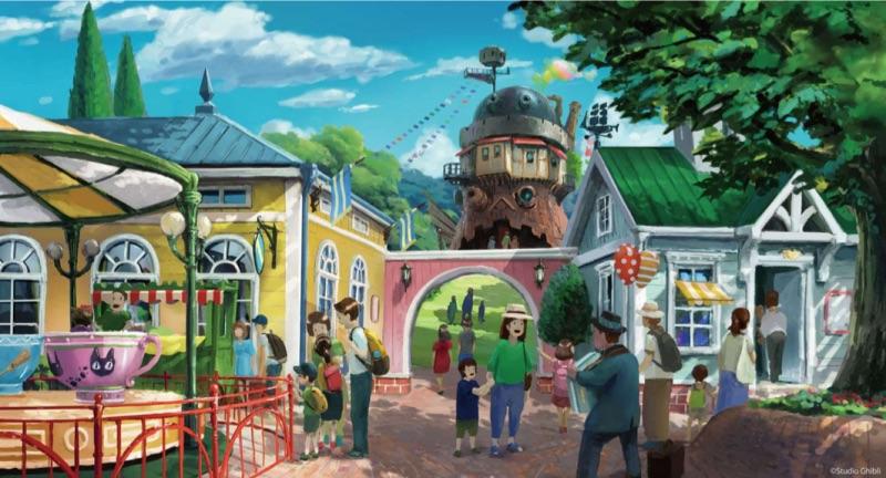 parco-a-tema-Studio-Ghibli