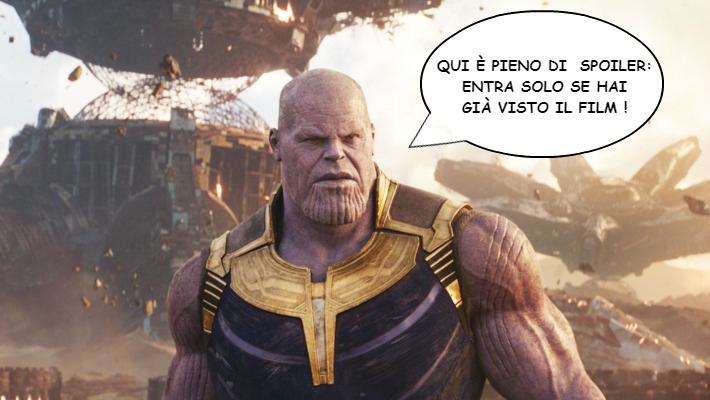 Avengers Infinity War Le Curiosità Attenzione Super