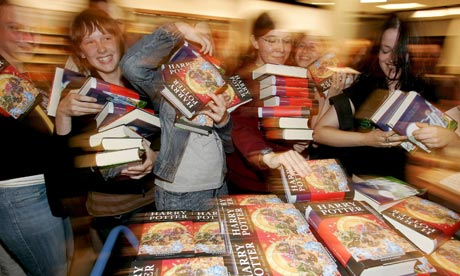 libri di Harry Potter