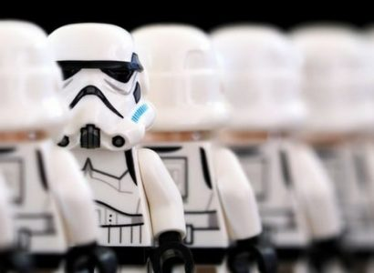 Star Wars is back monza