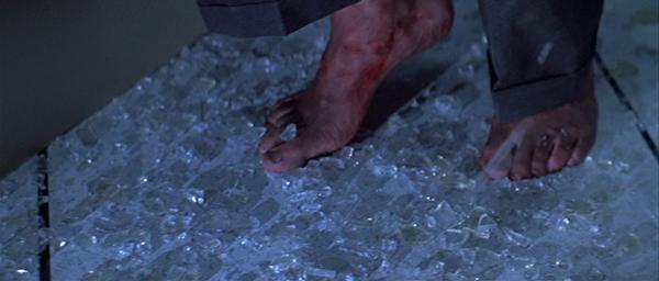 Die Hard feet
