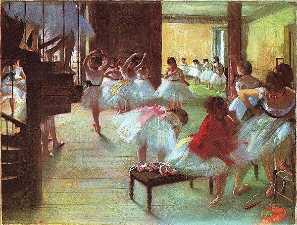 Die Hard Degas