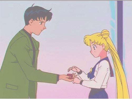 Anello fidanzamento Sailor Moon