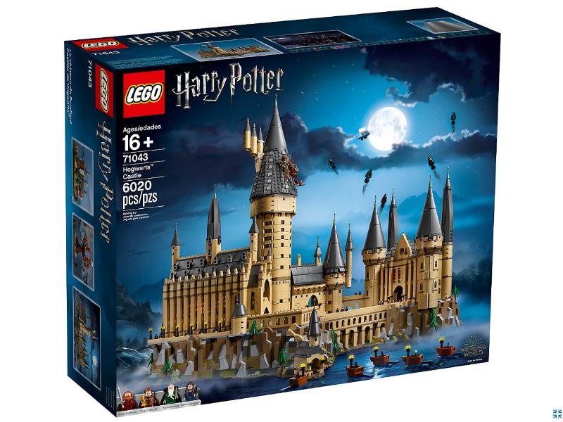 Lego Hogwarts 01