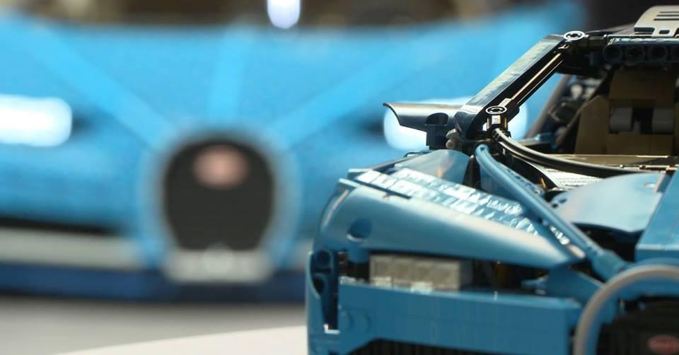 Lego Technic Bugatti Chiron 04