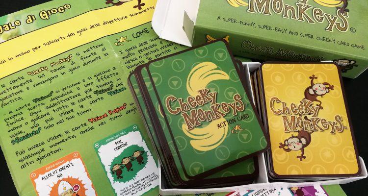 Cheeky Monkeys gioco