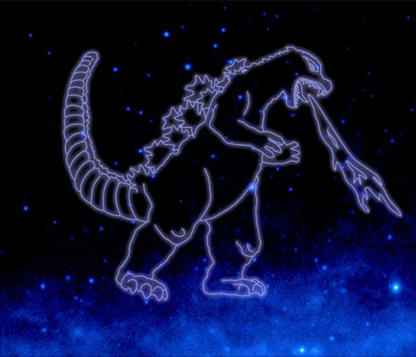 Godzilla Nasa 01